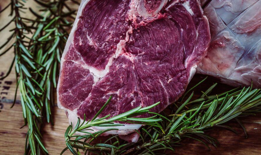 La carne de vaca  es una de las proteínas más complejas del mundo